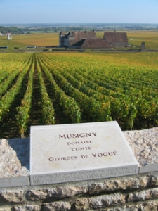 Musigny Grand Cru, Comte Georges de Vogue